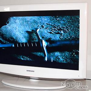 Продам LCD телевизор Samsung LE40A455C1DXBT, диагональ 102, цвет - белый