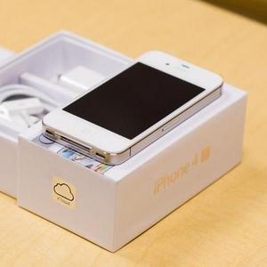 Яблоко iPhone 4S 16GB Neverlock Телефон белый