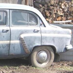 Продам Москвич 407 1958 г.в.